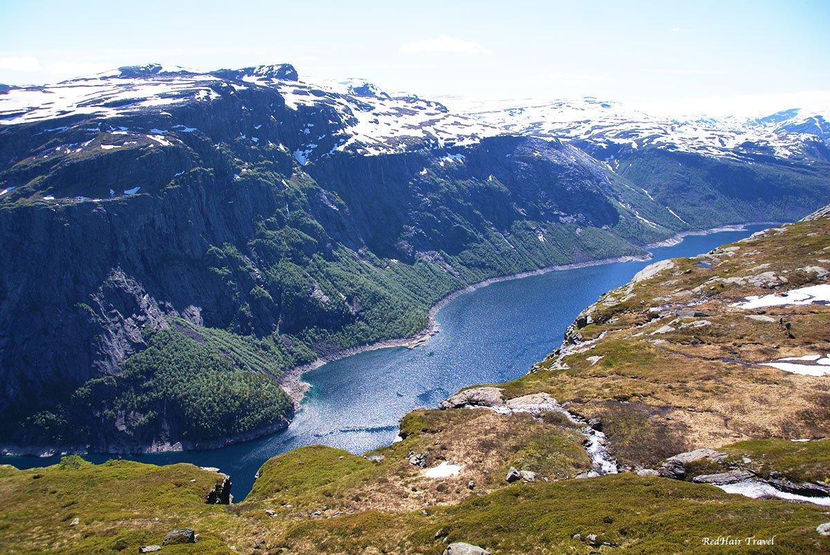Фьорд, Норвегия