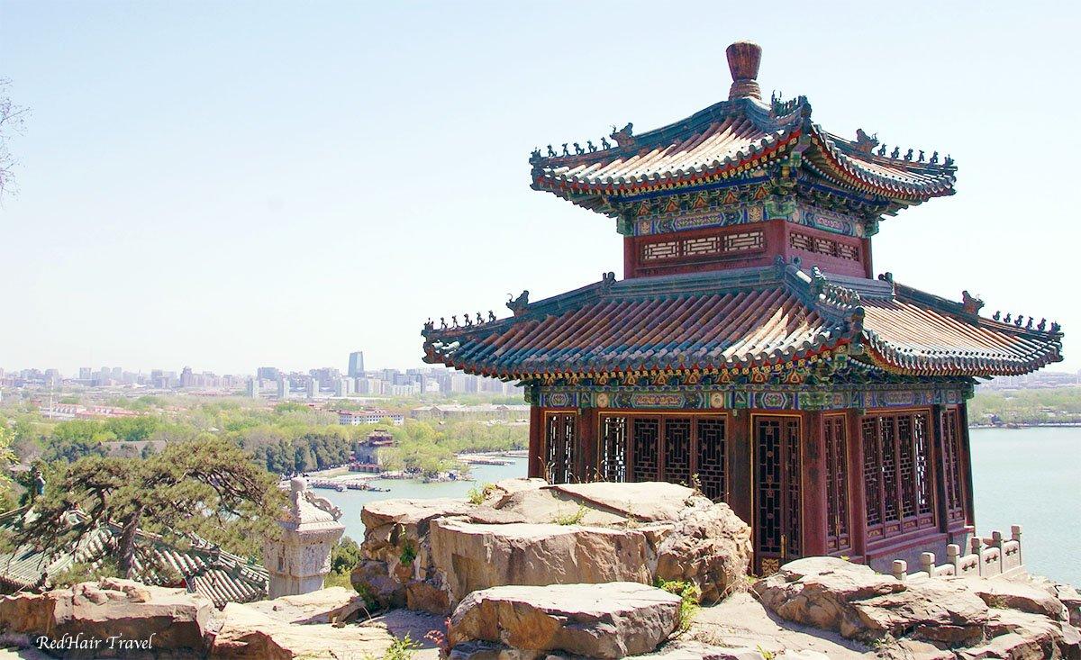 Летний дворец, Пекин
