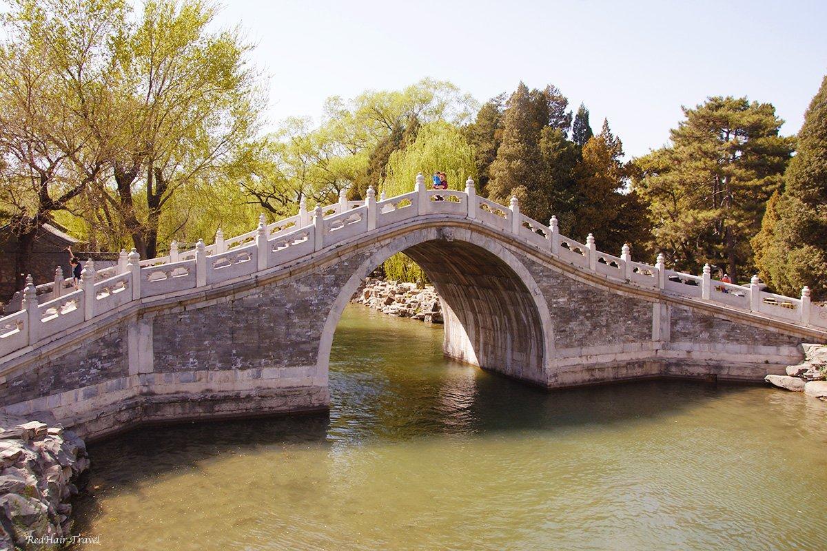 bridge, Beijing