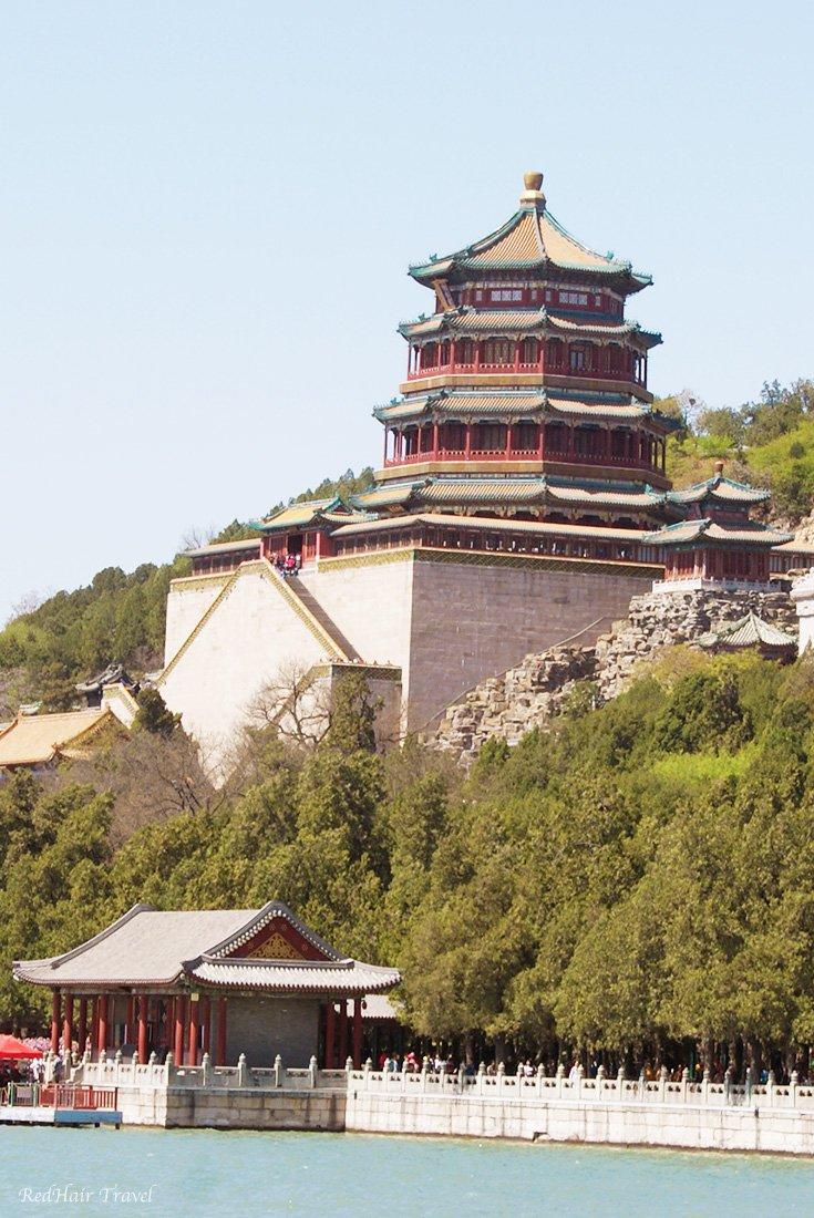 Холм Долголетия, Пекин