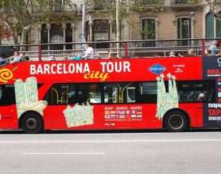 Барселона: Bus Touristic или City Tour?