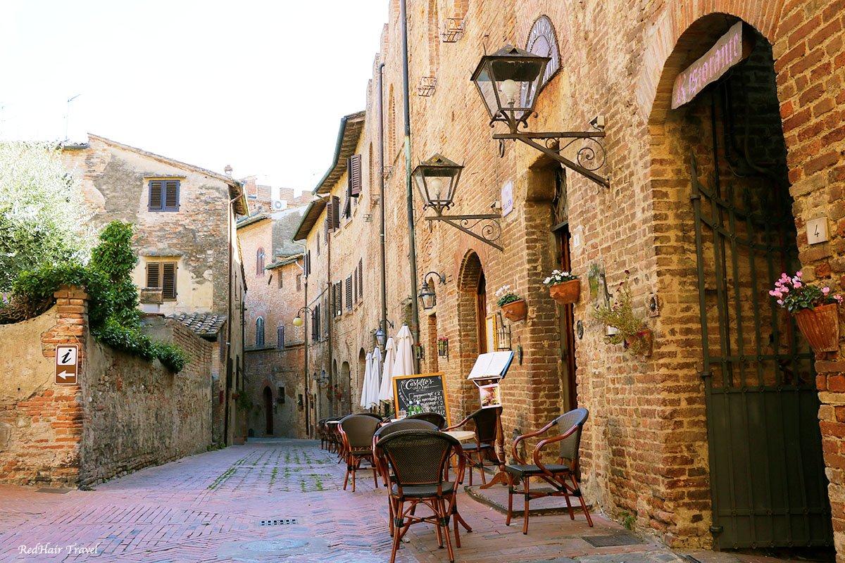 Чертальдо, Италия
