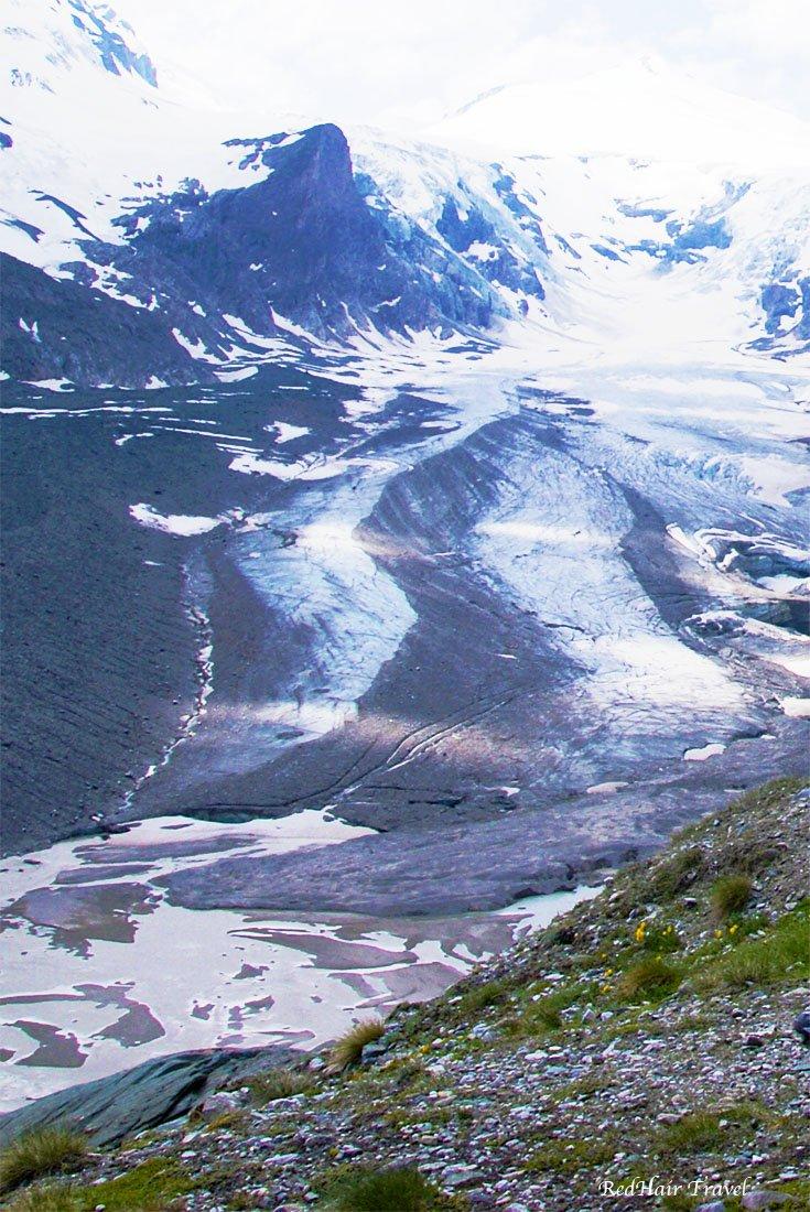 ледник, Гросглоккнер (Grossglockner)