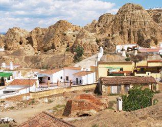 Гуадикс (Guadix) — город пещерных людей