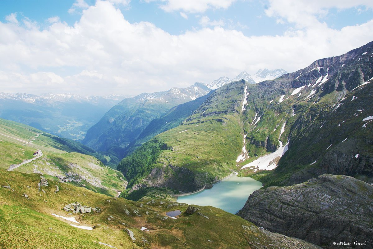 Гросглоккнер (Grossglockner), альпийская дорога