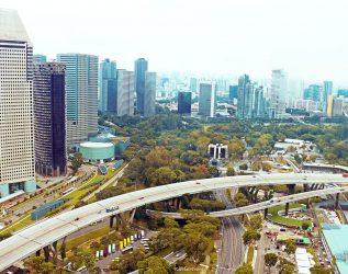 Сингапур — город будущего