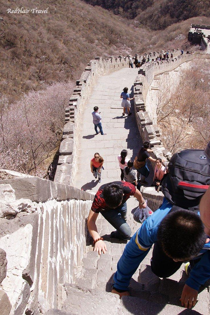 Великая Китайская Стена, участов Мутяньюй