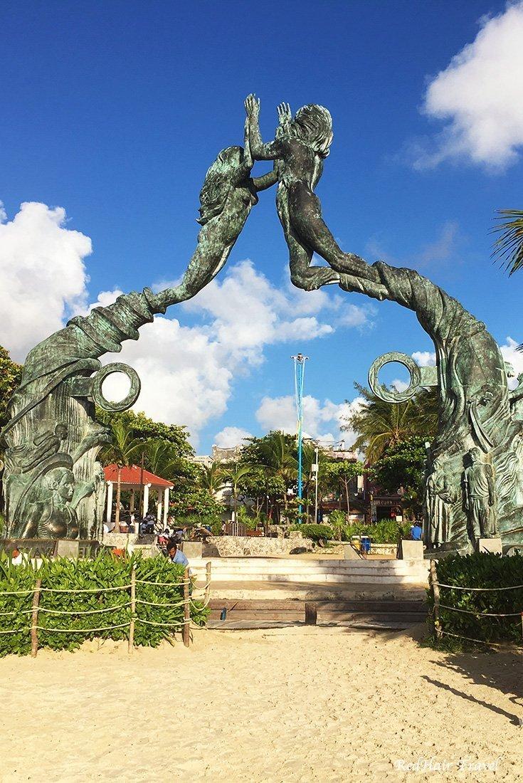 Портал Майя, Плайя-дель-Кармен, Мексика