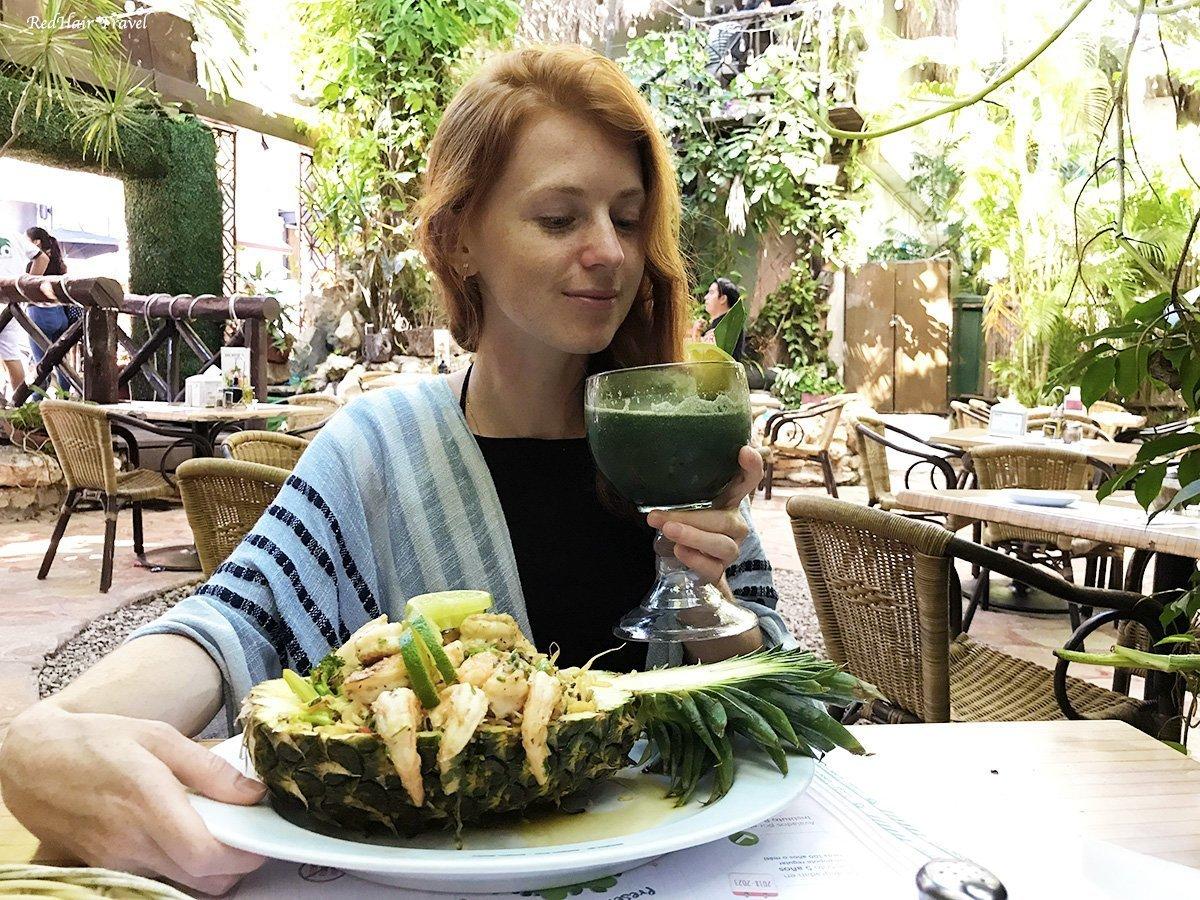где поесть в Плайя-дель-Кармен
