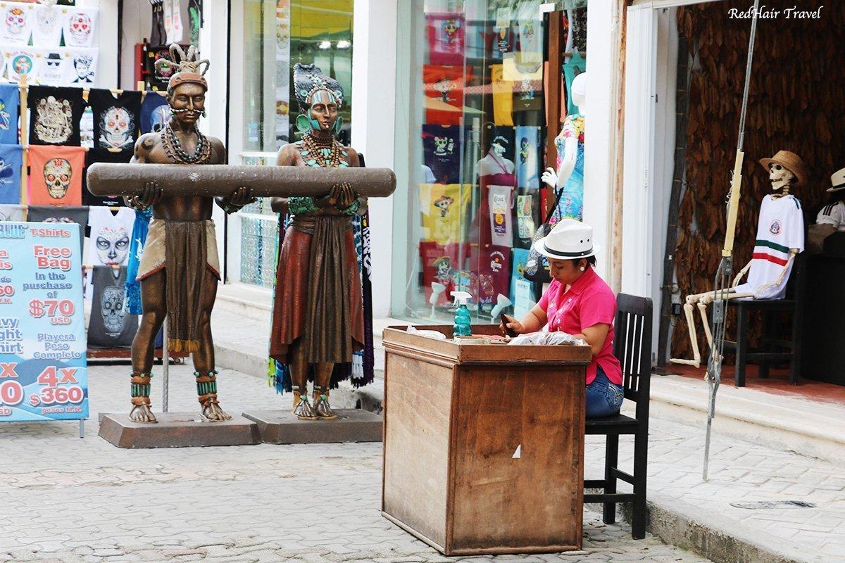 магазин на пятой авеню, Плайя-дель-Кармен