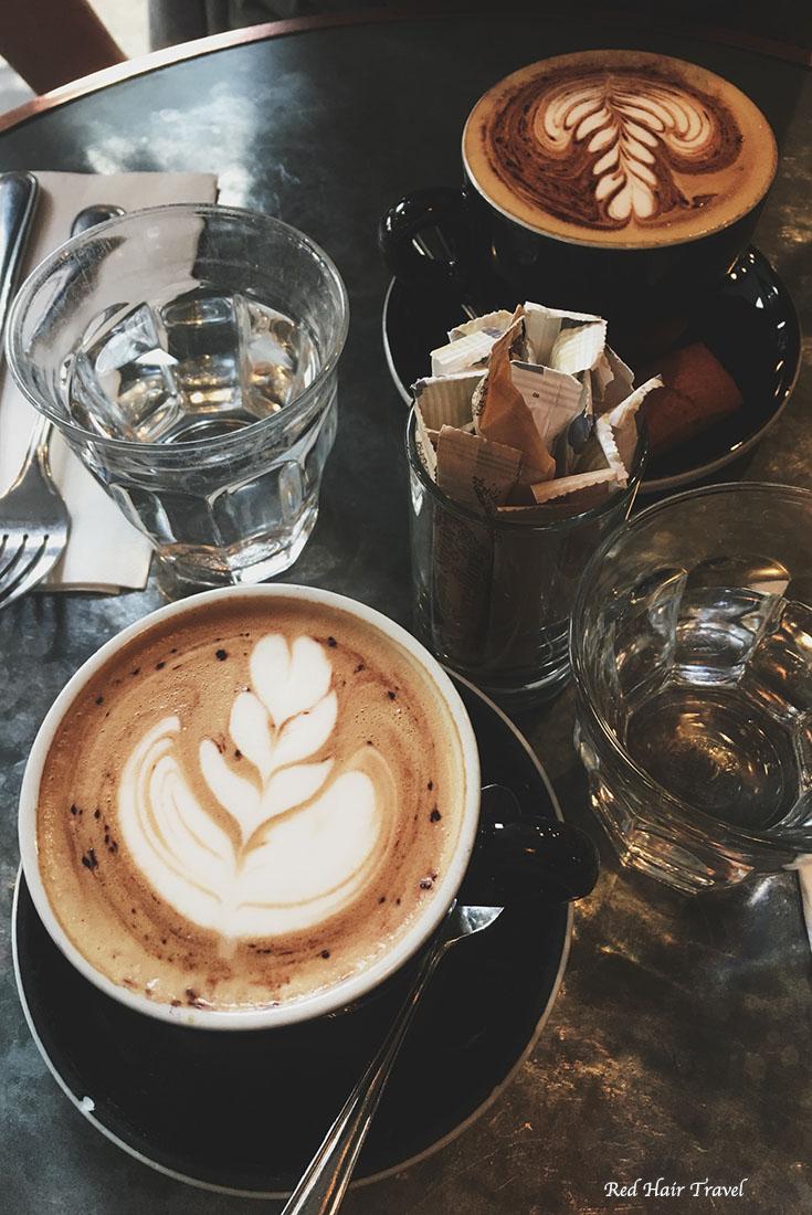 кофейни Ванкувера