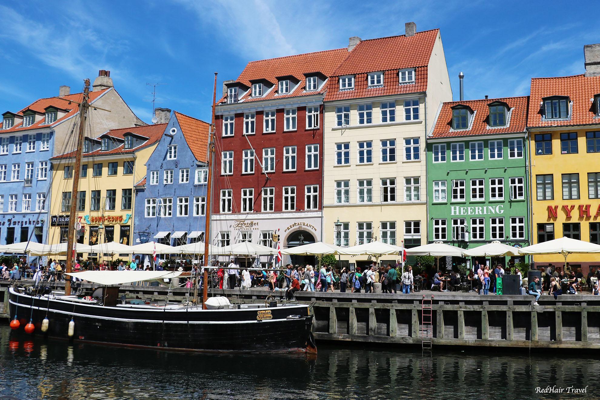 Копенгаген. Топ бесплатных развлечений