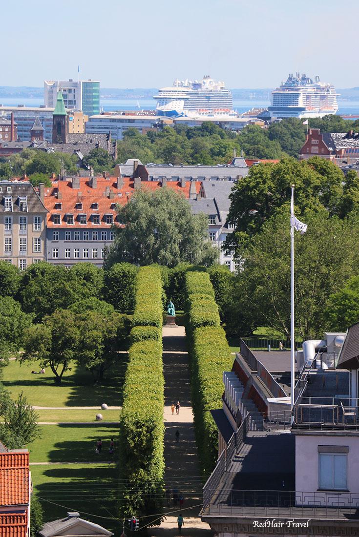 Круглая башня, Копенгаген