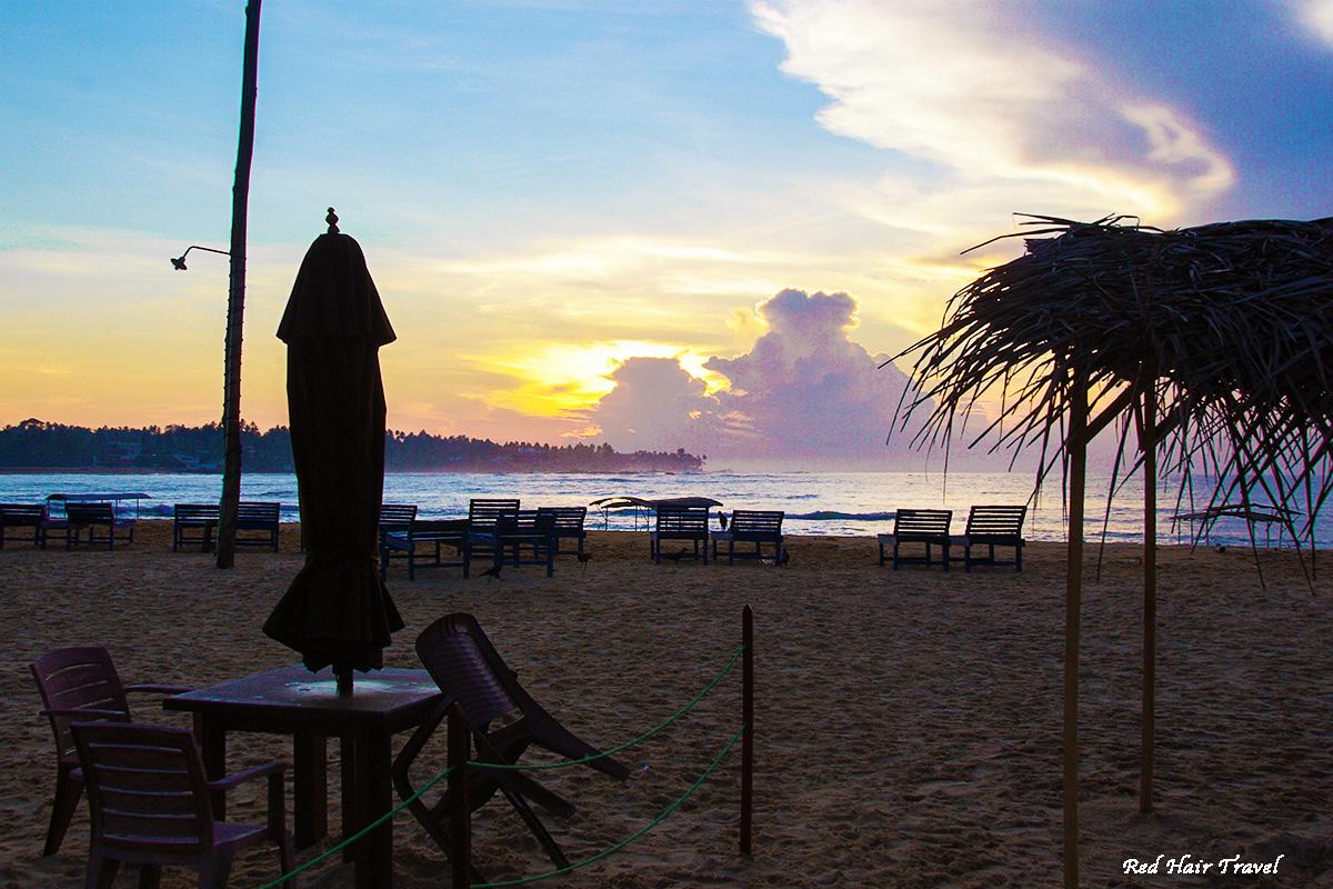 восход, Шри Ланка