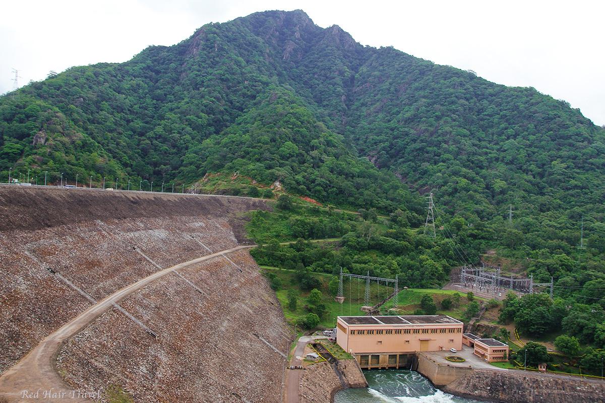 Randenigala Dam, Шри Ланка