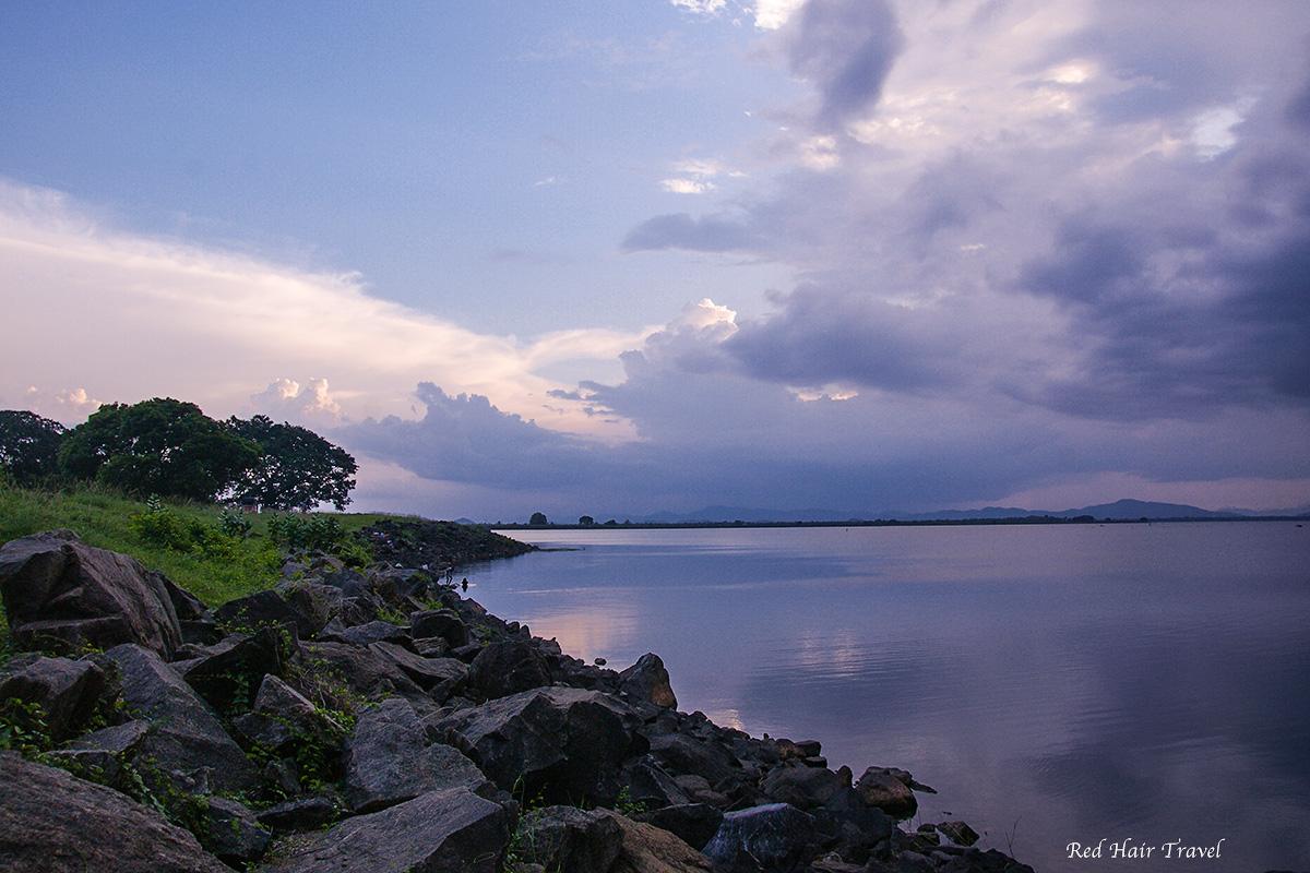 озеро Бендивева, Полоннарува, Шри Ланка