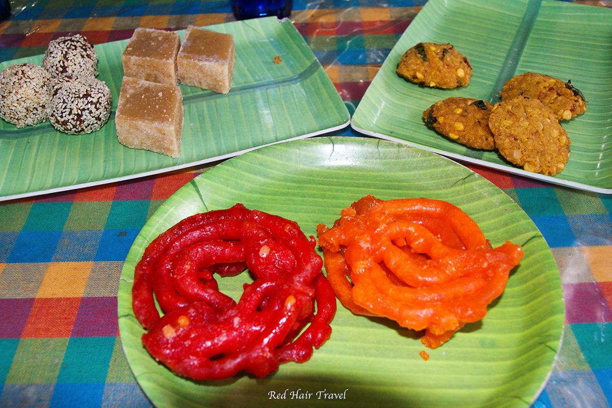 традиционная еда Шри Ланки