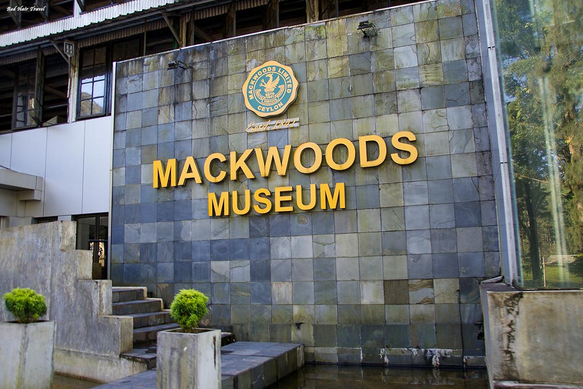 Mackwood museum, Чайные плантации, Нувара Элия, Шри Ланка