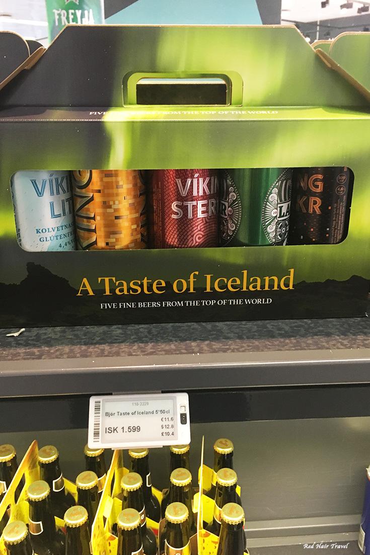 пиво в Исландии