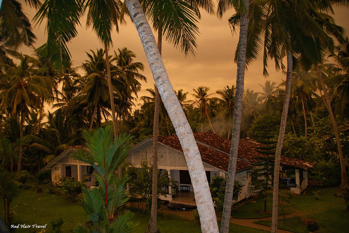 ураган, Шри Ланка