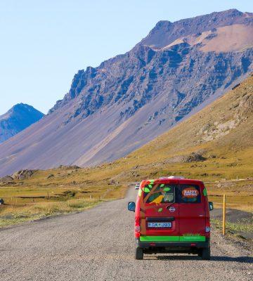 Кемпервэн в Исландии. Гид по выживанию