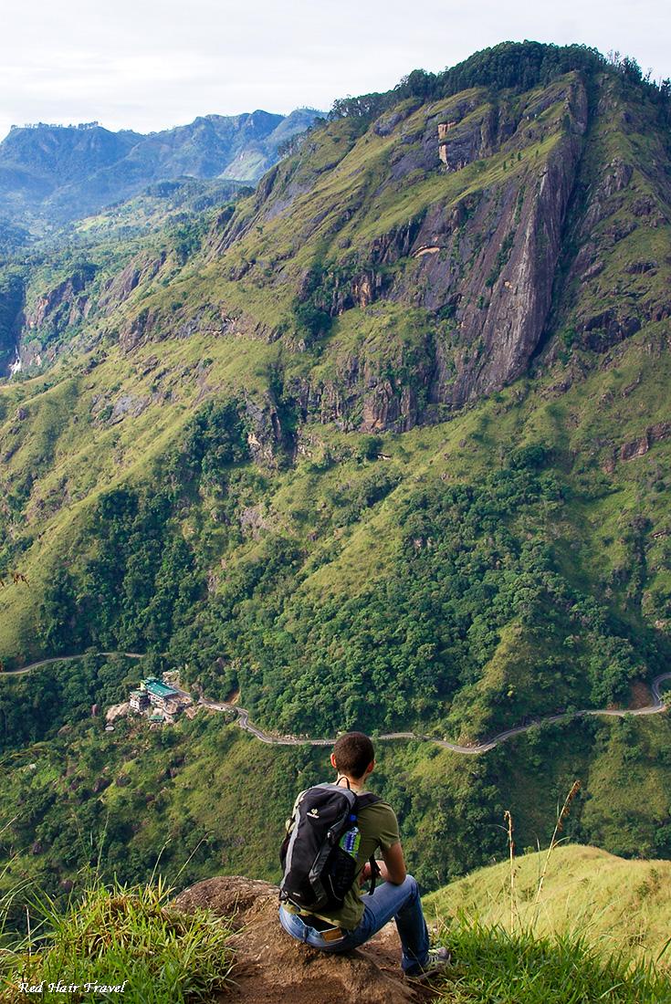 малый пик Адама, Шри Ланка