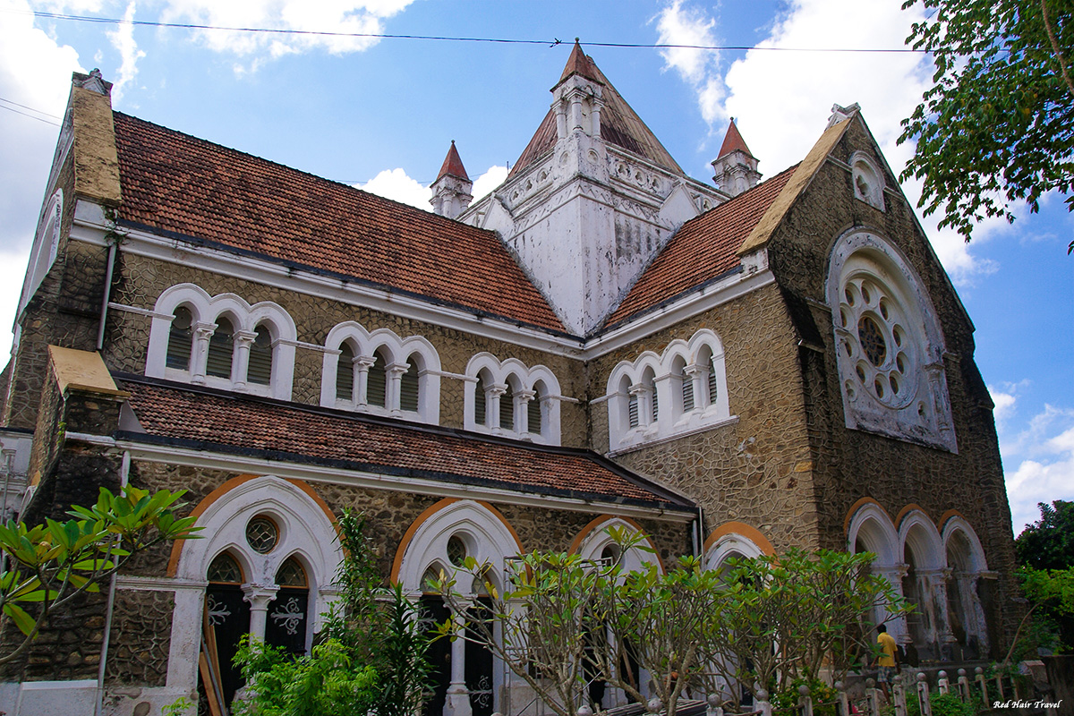 галле форт, Шри Ланка