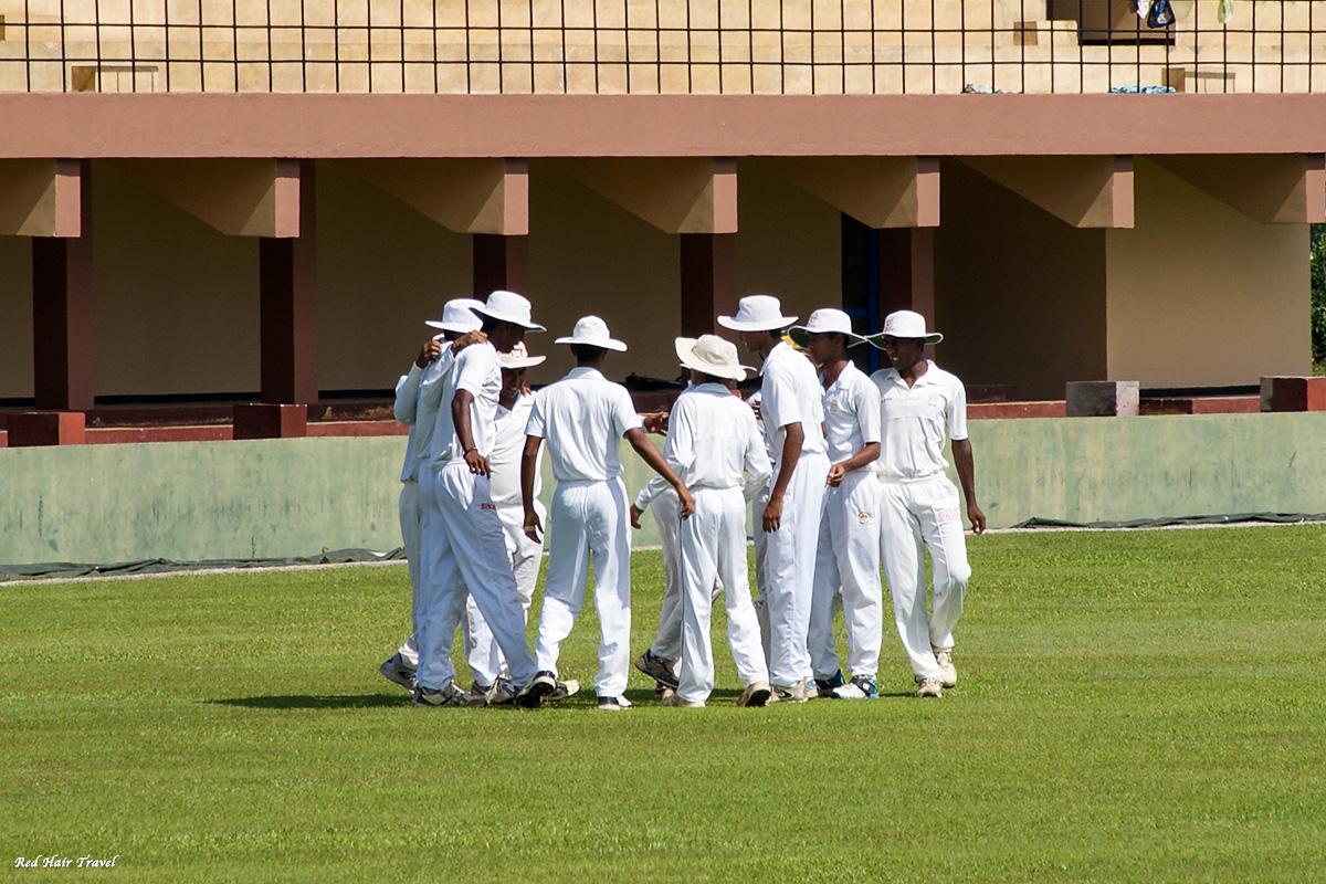 крикет в Галле, Шри Ланка