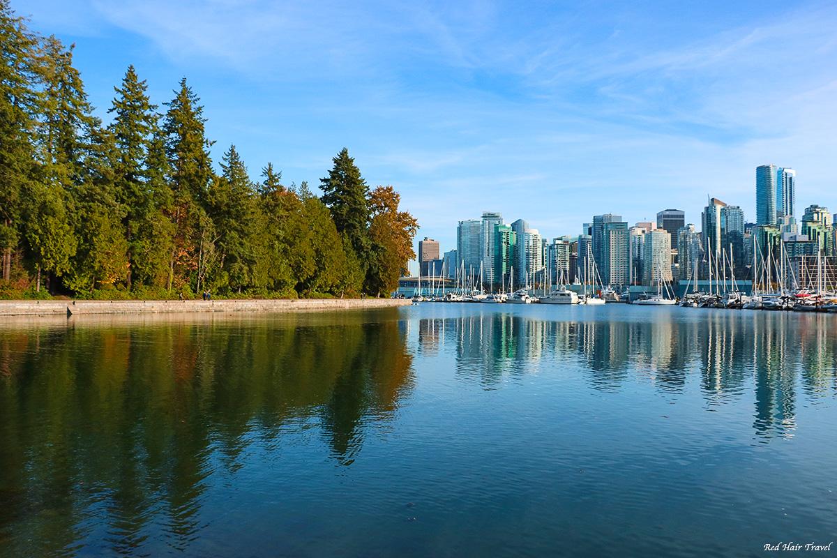 Стенли Парк, Ванкувер, Канада