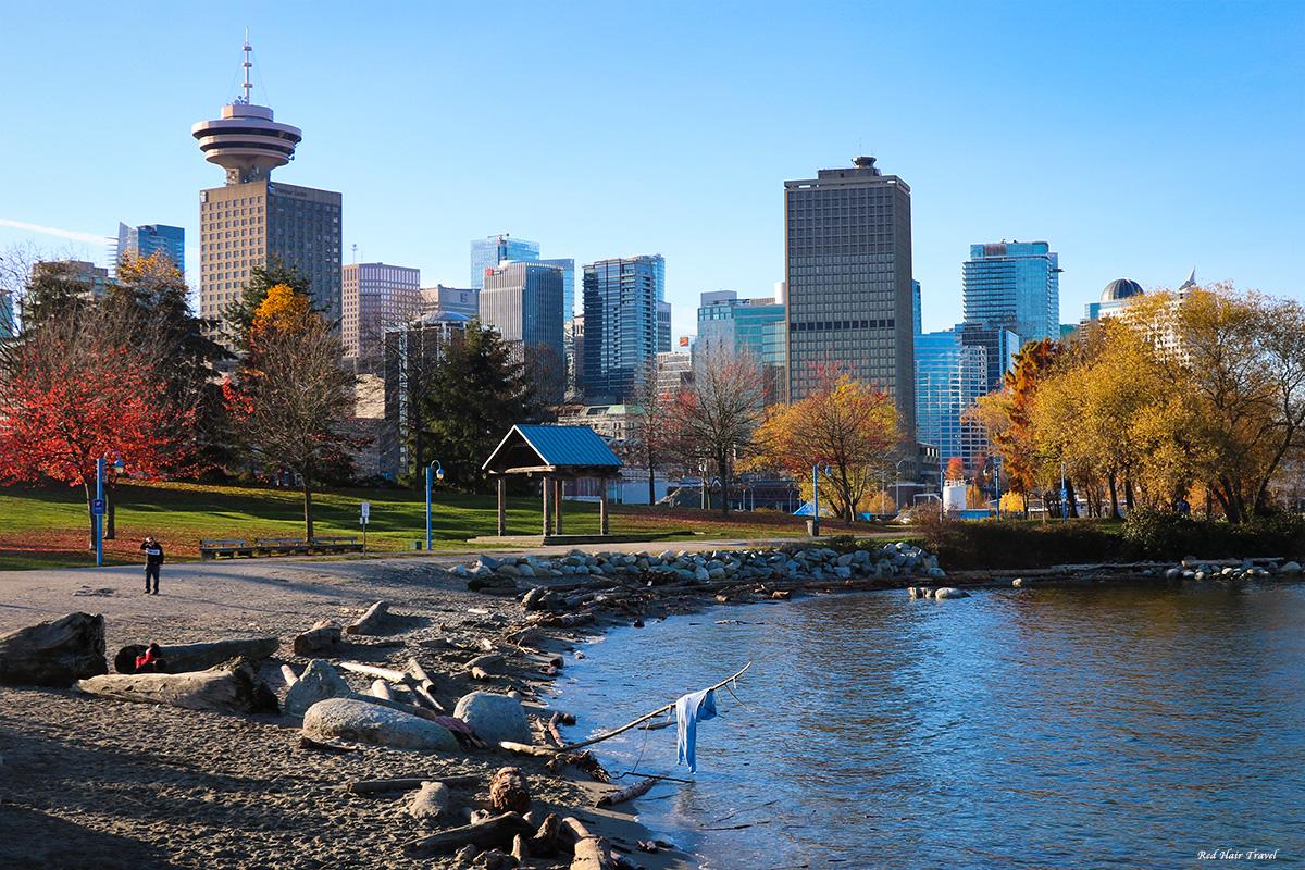 Краб-парк, Ванкувер