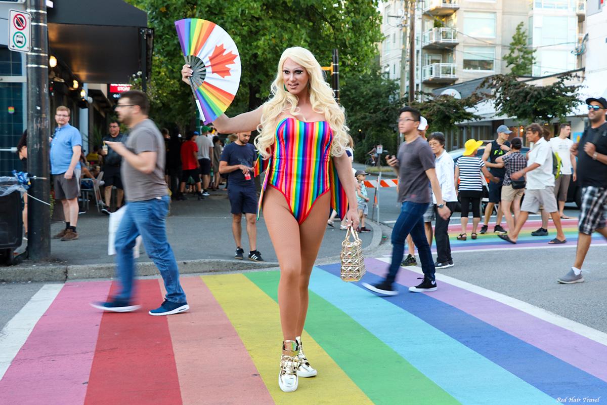 гей сообщество в Ванкувере