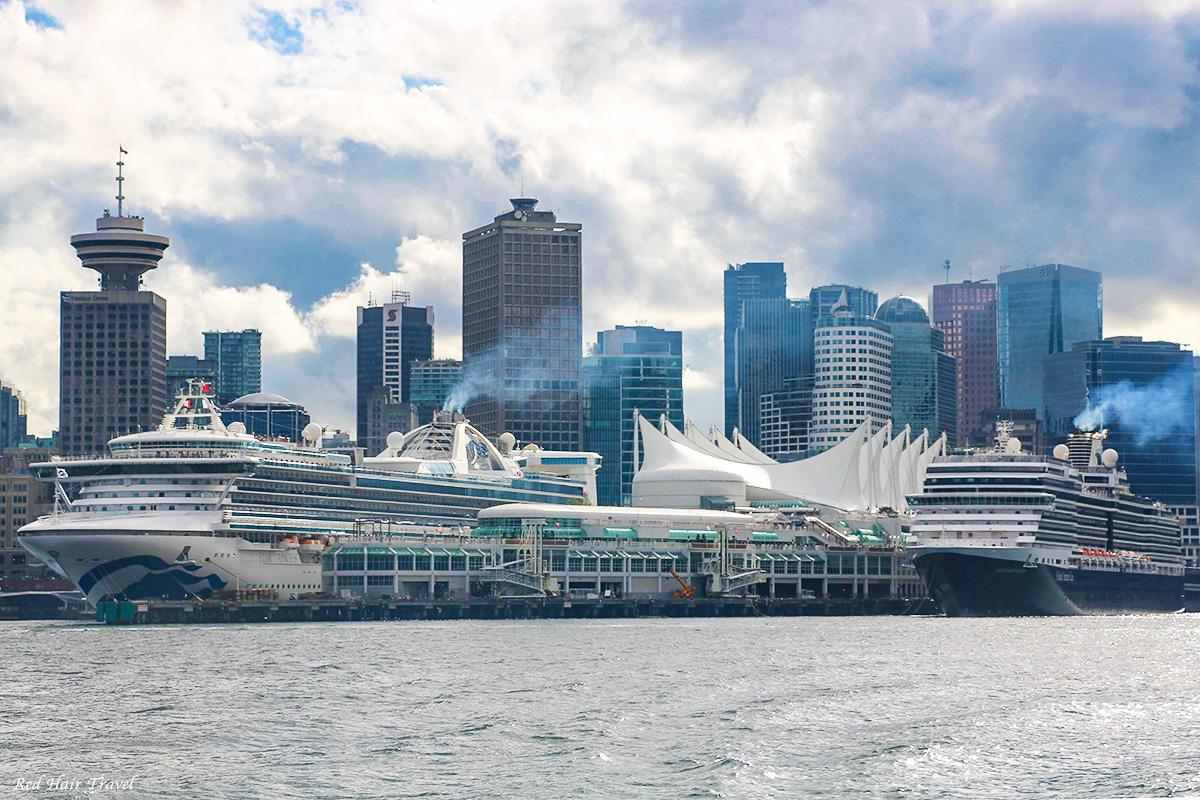 Ванкувер, круизы в Аляску