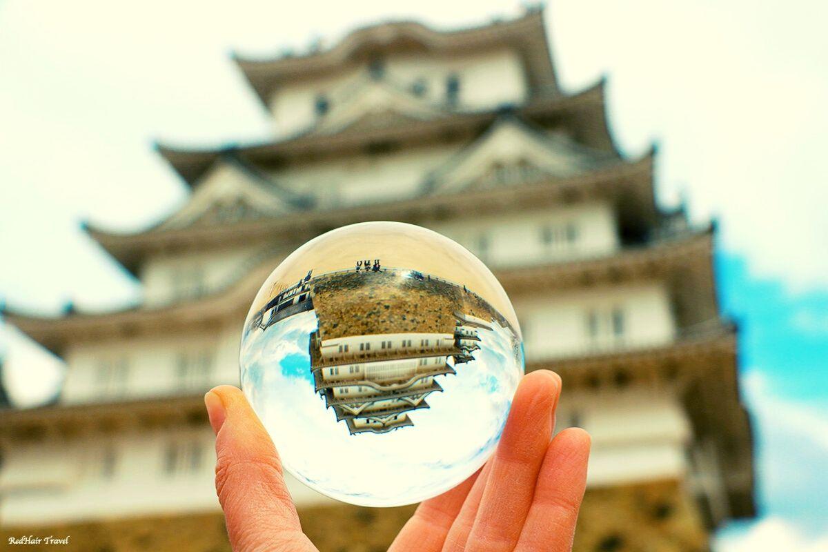 Химедзи замок, Япония, интересные факты