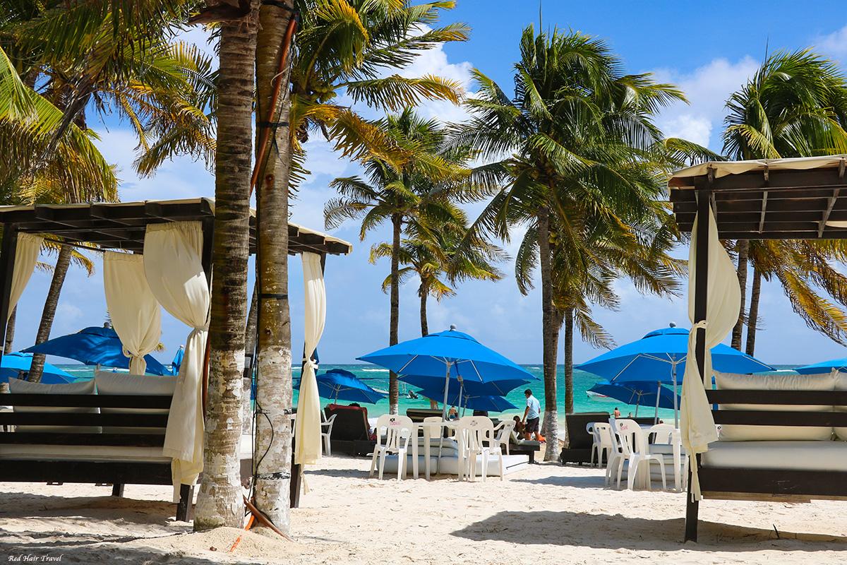 пляж, Мексика