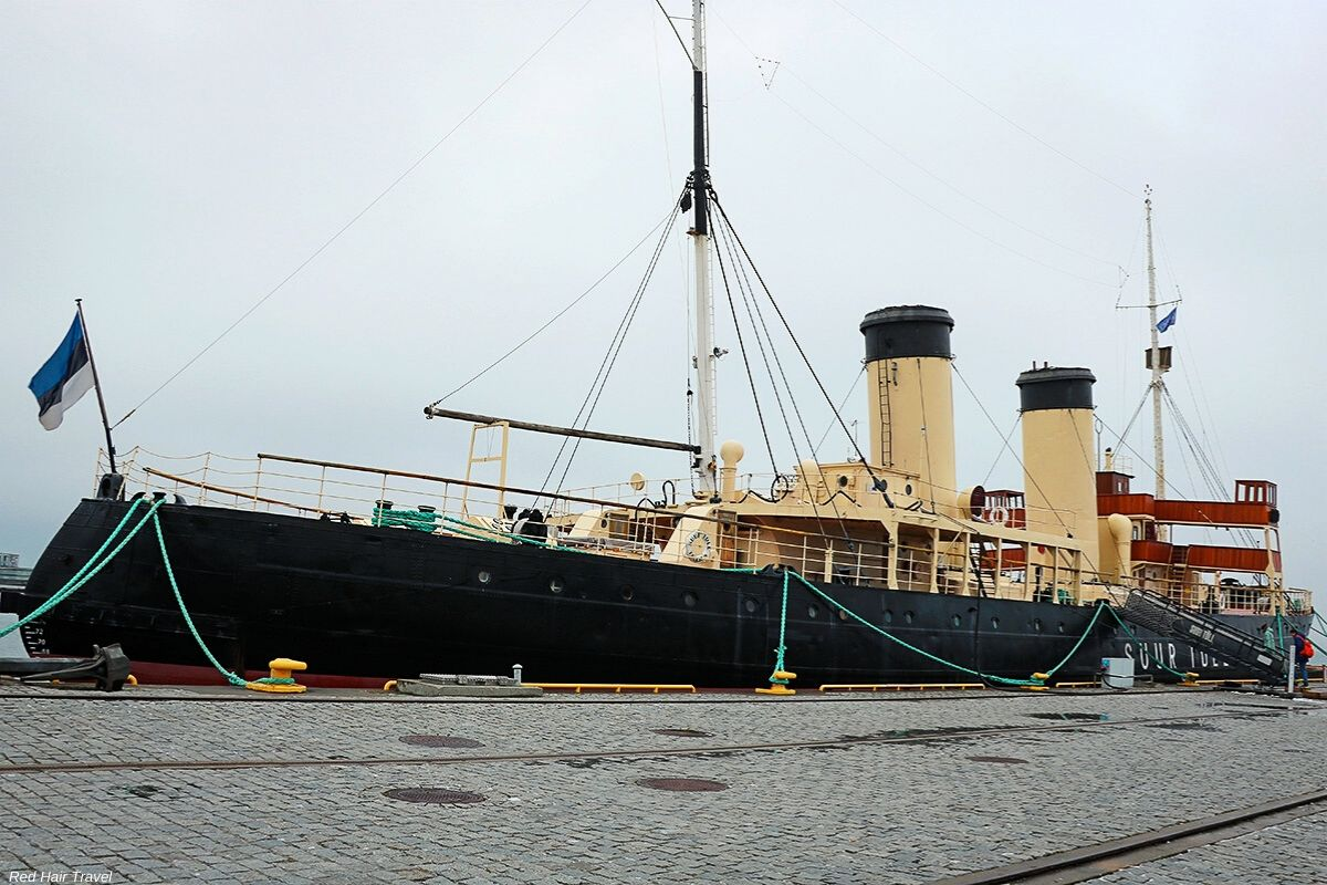 Морской музей Lennusadam