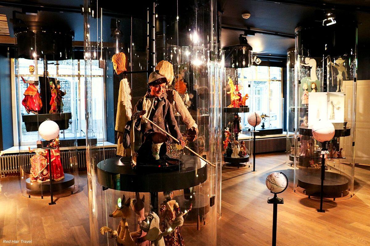 Эстонский кукольный театр и музей