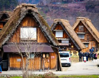 Сиракава-го: самая известная деревня Японии
