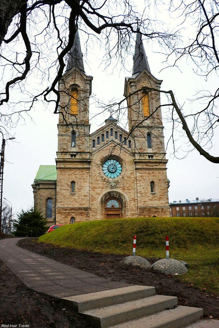 Карловская Церковь (Каарли)