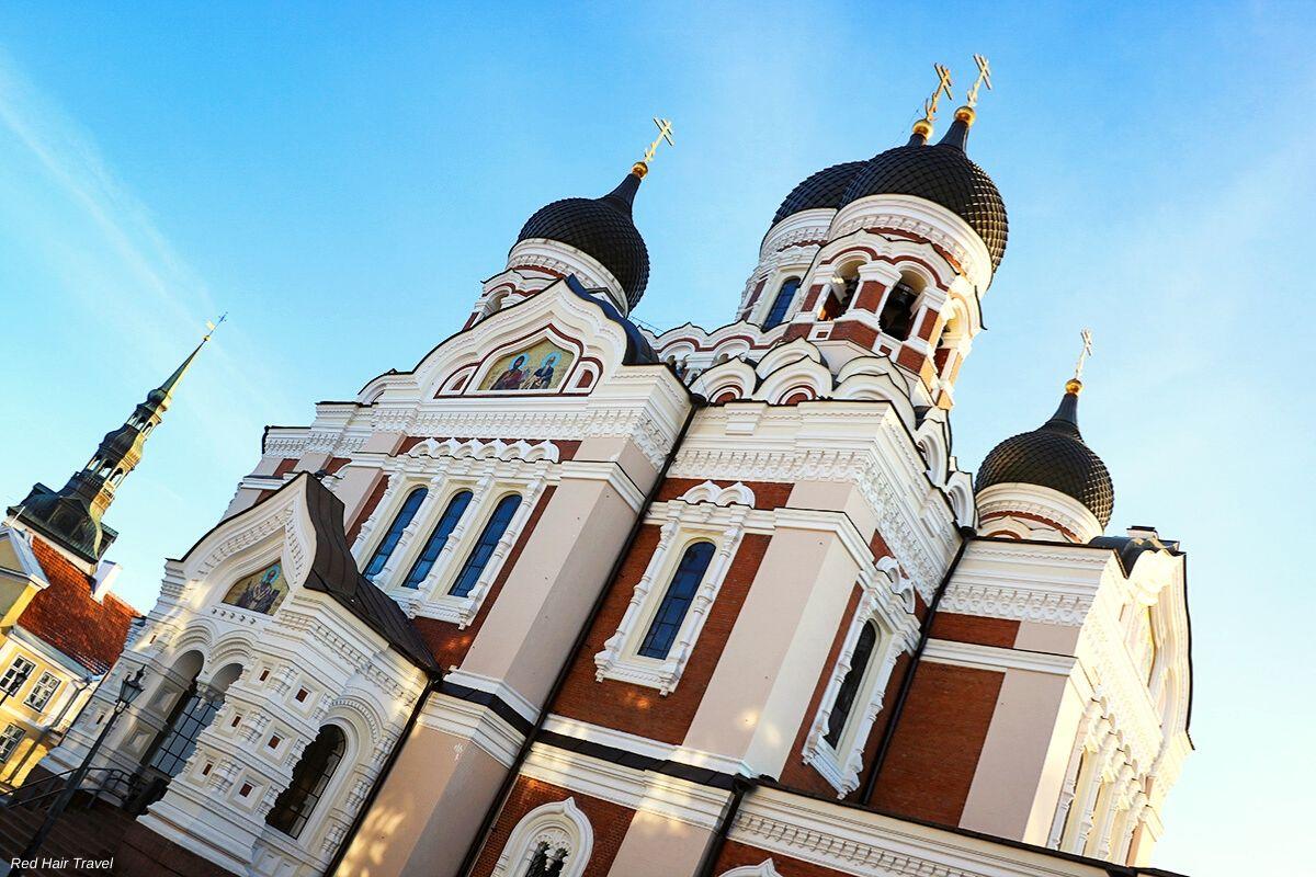 Александро-Невский собор, Таллин