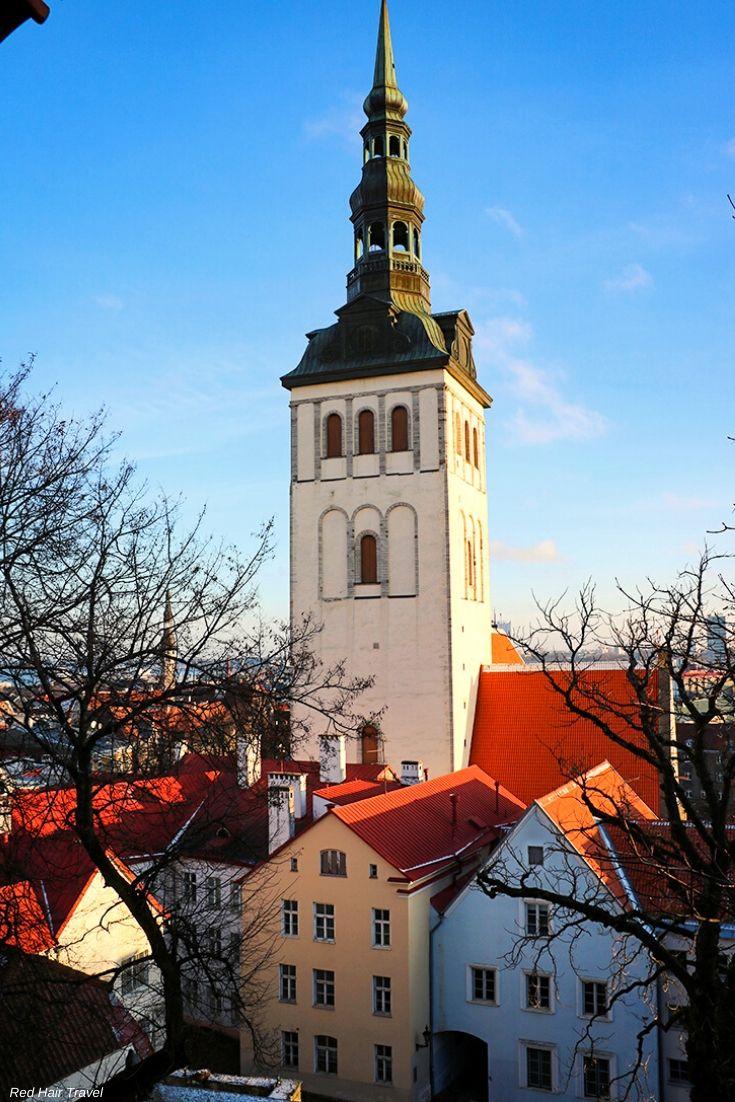 Церковь и музей Нигулисте, Таллин