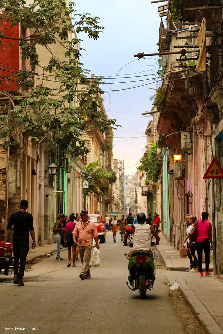 улицы Гаваны, что посмотреть за 2 дня