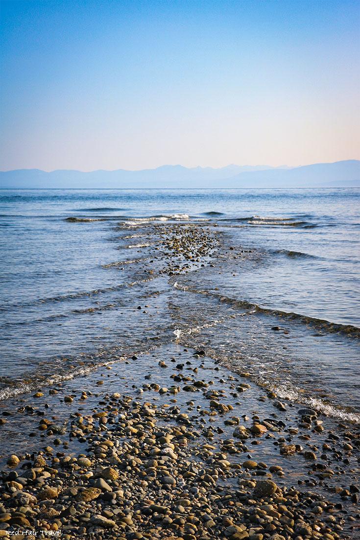 Дэвис Бэй Бич (Davis Bay Beach), саншайн кост