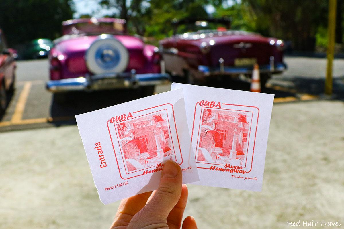 Гавана за два дня, Finca Vigia, дом Хэмингуэйя, Гавана