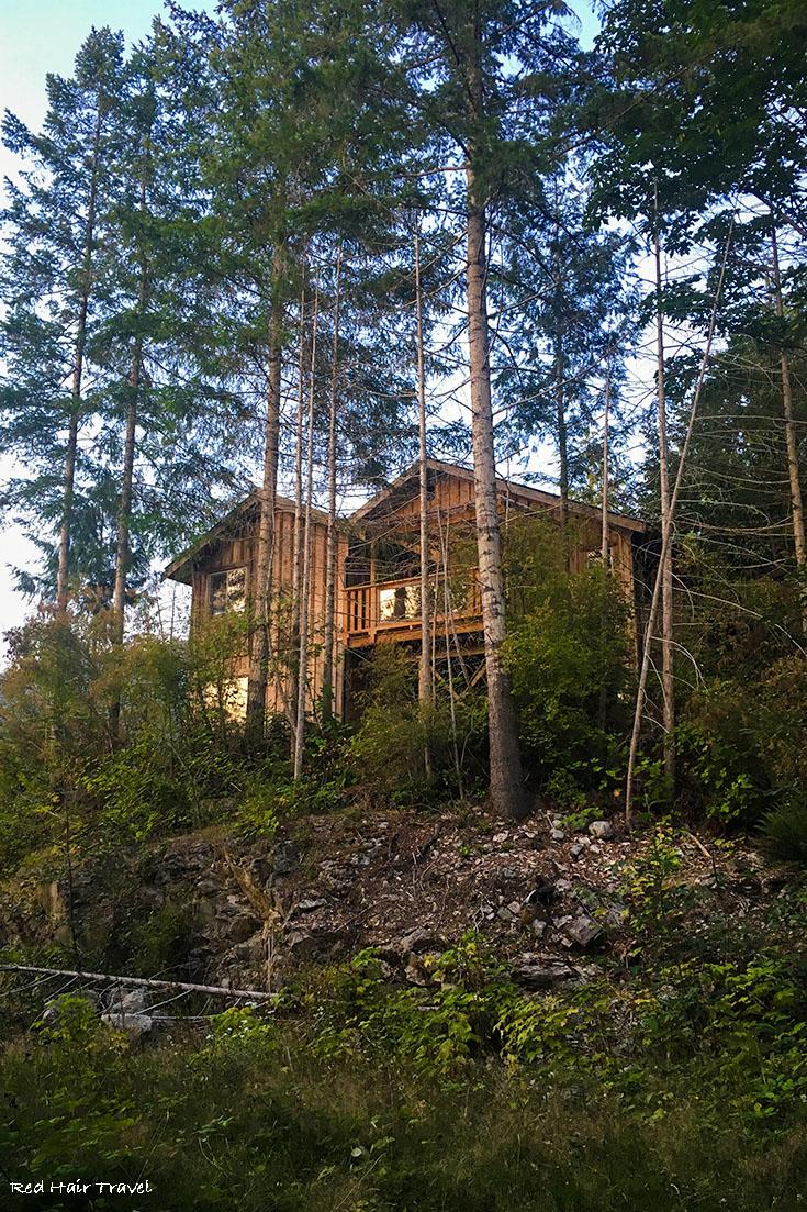 Отель (West Coast Wilderness Lodge)