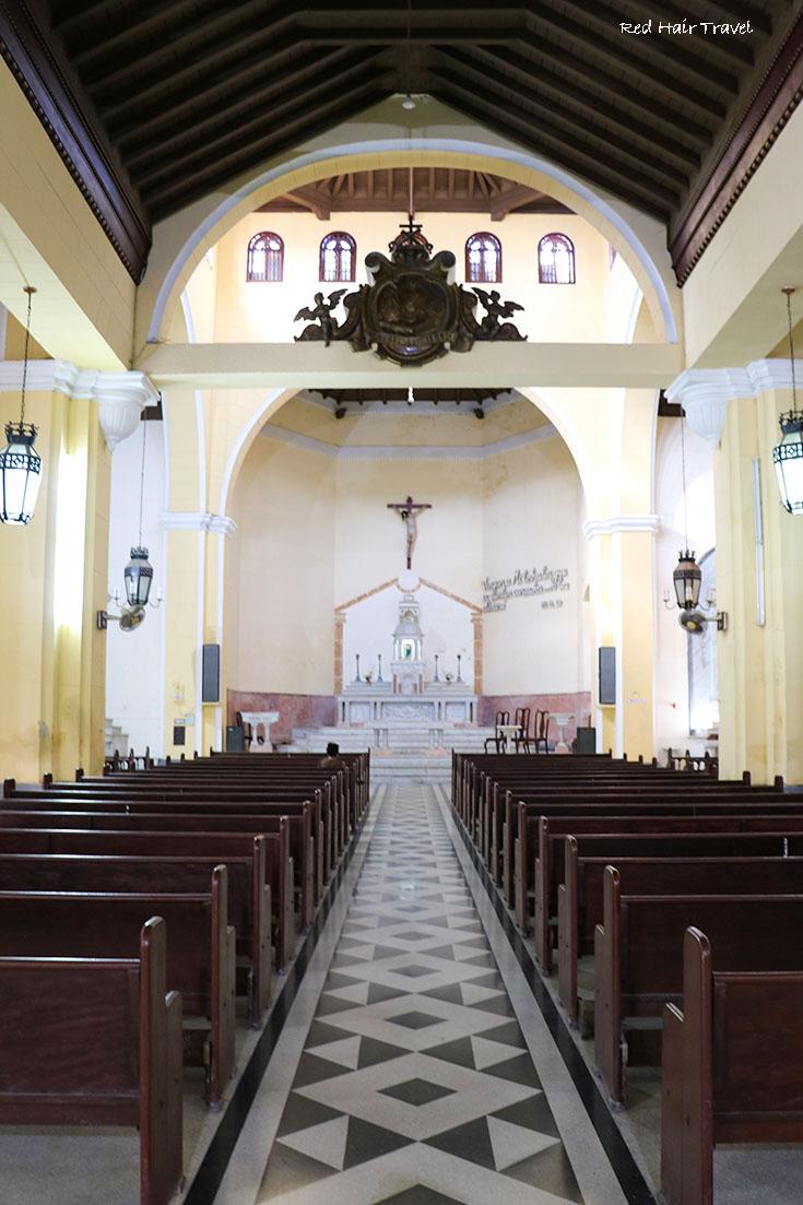 Церковь Святого Христа доброго пути (Iglesia del Santo Cristo del Buen Viaje)