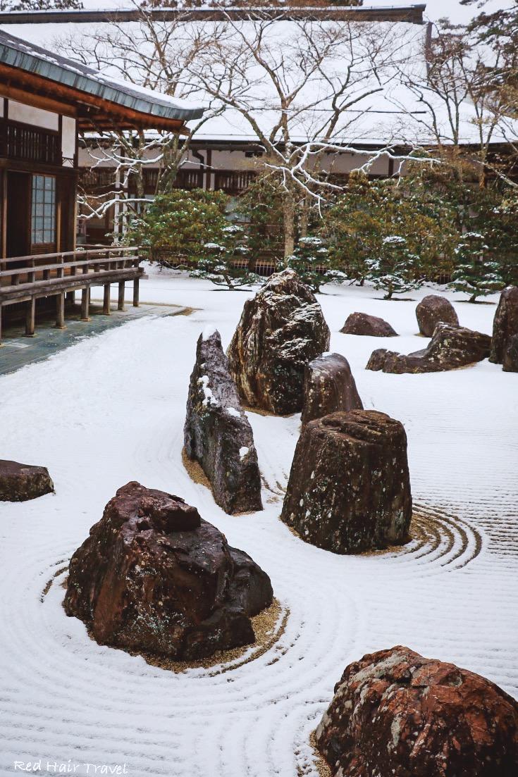 Храм Конгобудзи (Kongobuji Temple), Коясан