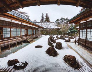 Коя-сан: в гостях у японских монахов