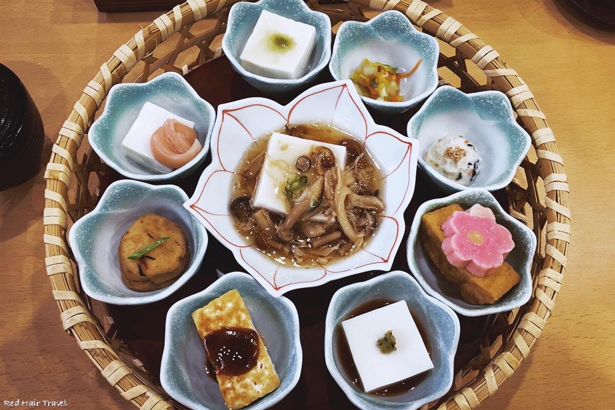 кайсеки из тофу, Коя-сан