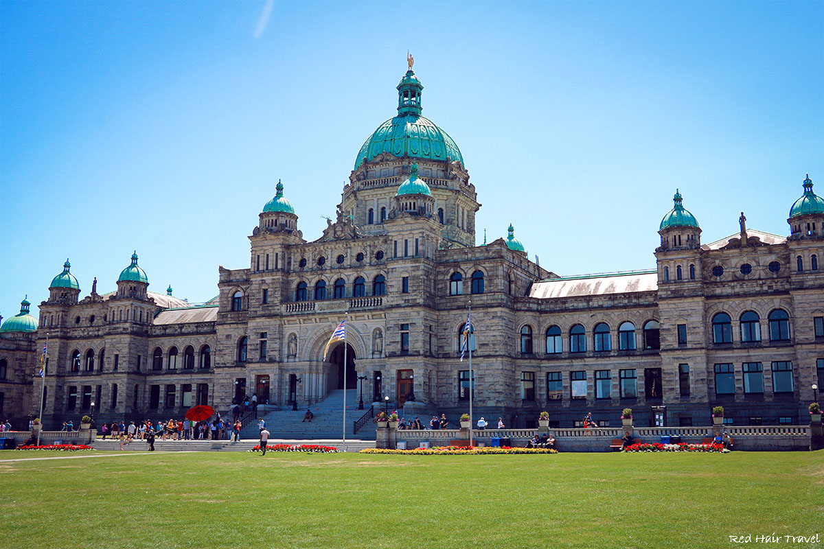 Парламент - Legislative Assembly of British Columbia