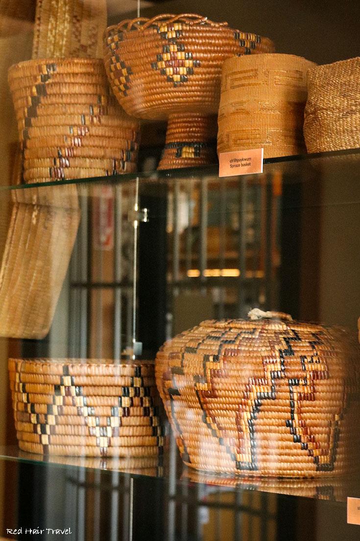 Музей первых наций (Tems Swiya Museum), Сешелт, саншайн кост